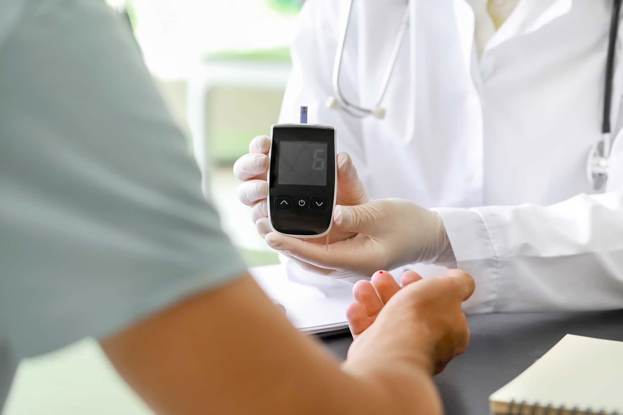 Autoanalisi del sangue in farmacia